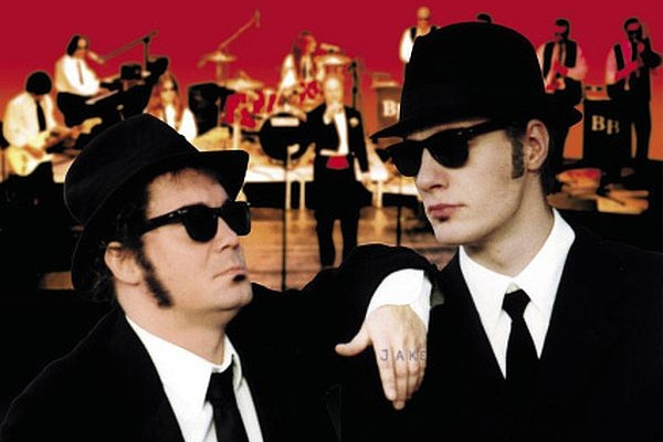 The Good Ol' Blues Brothers Boys Band