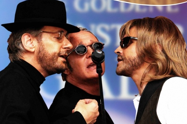Jive Talkin' – The Portrait of The Bee Gees
