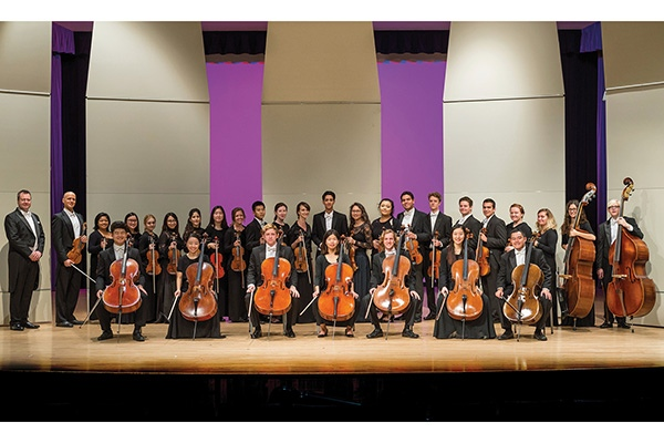 California State University Long Beach Orchestra