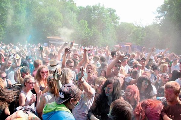 The Sound of the Forest – Holi Open Air am Forsthaus Leiner Berg